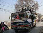 Общественный транспорт в Катманду