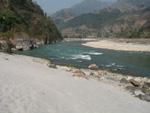 Гималайская река Трисули – третья категория сложности