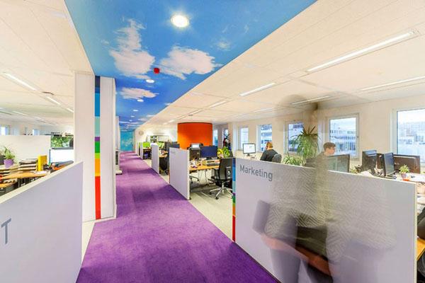 Офисы, бизнес-центры